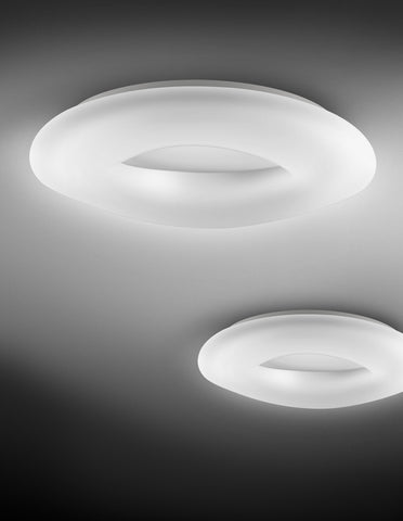 Campden Hill LED Flush 45cm Ceiling Light - ID 8607