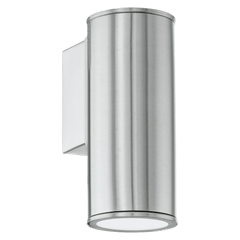 Brunswick Stainless Steel Outdoor Down Wall Light - ID 8428