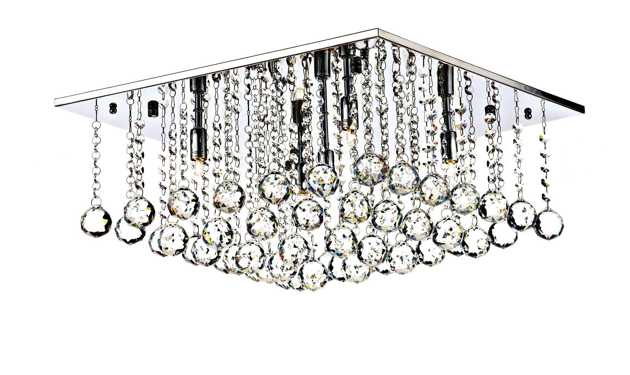 Abacus chrome 5 lamp ceiling light london lighting abacus chrome 5 lamp ceiling light london lighting 1 aloadofball Image collections