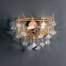 Serip Coral Demilune Bespoke Wall Sconce Light - London Lighting - 1
