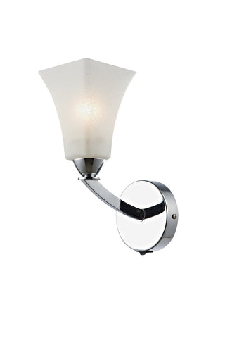 Arlington Chrome Wall Light - London Lighting - 1