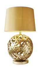 Balthazar Gold Table Lamp - London Lighting - 1
