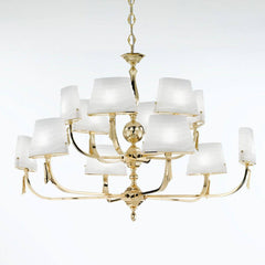 Boheme 12 Light Chandelier