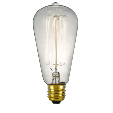 Rustika Vintage E27 Lamp - London Lighting - 1