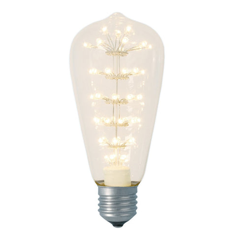 Vintage Filament LED E27 Rustika Lamp - London Lighting - 1