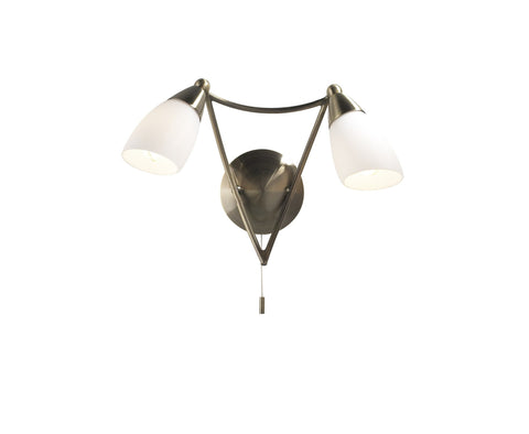 Bureau Antique Wall Light - London Lighting - 1