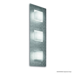 Grossmann BASIC Three Lamp Wall / Ceiling Light - Colour Options