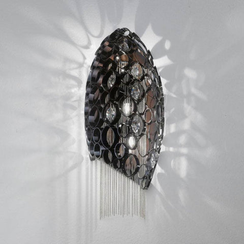 Chrysalis Left Version Small Wall Light