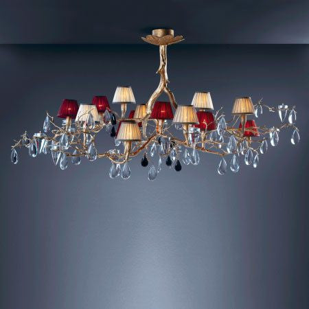 Serip Fascinium 15 Bespoke Chandelier - London Lighting - 1