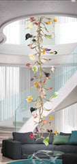 Serip Bouquet 31 Bespoke Chandelier - London Lighting - 1