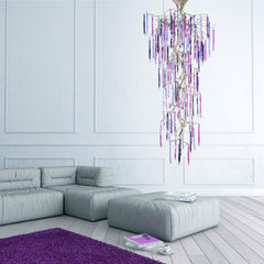 Serip Glamour 15 Lamp Bespoke Chandelier - London Lighting - 1
