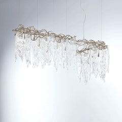 Serip Niagara D 12 Lamp Bespoke Chandelier - London Lighting - 1