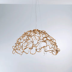 Serip Niagara Dome Bespoke Chandelier - London Lighting - 1