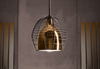Diesel Cage Small Suspension Light - London Lighting - 3