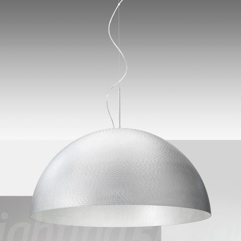 Capri 4 Light 90cm Diameter Dome Suspension Pendant