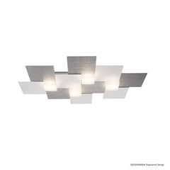 Grossmann CREO Four Lamp Ceiling Light - Colour Options