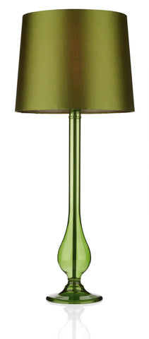 Dillon Green Table Lamp - London Lighting - 1