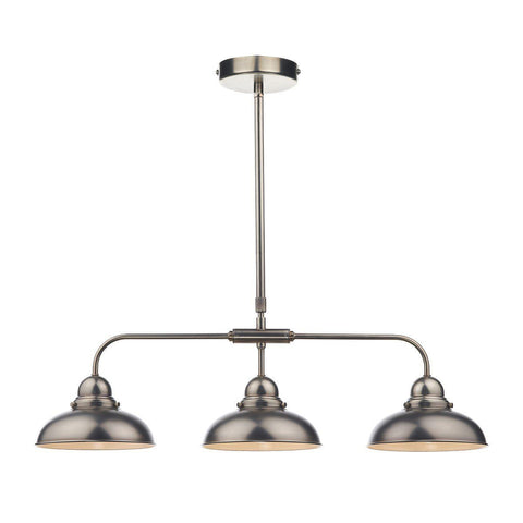 Dynamo 3 Lights Bar Pendant Light - London Lighting - 5