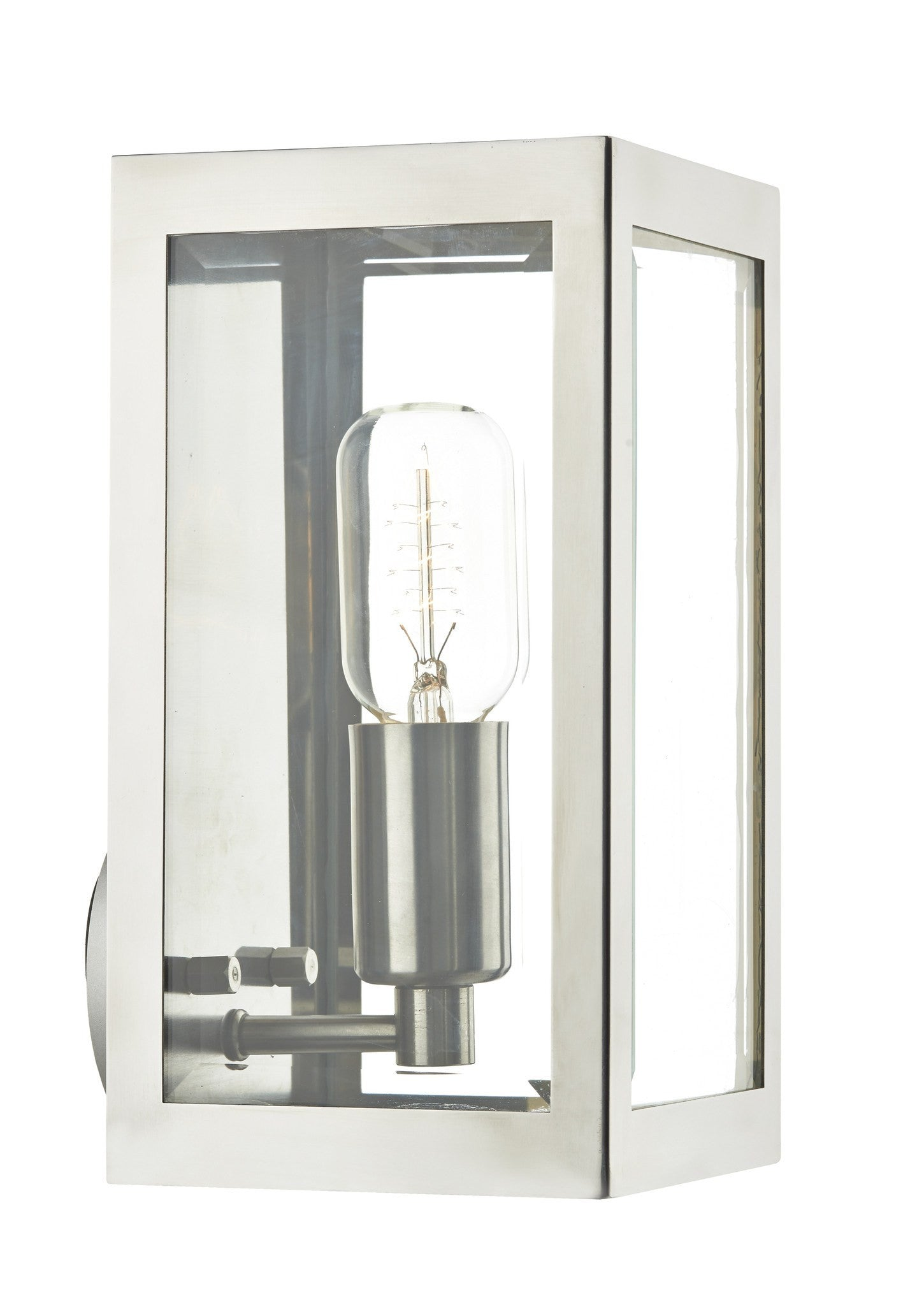 check out a5e38 a279d Westcombe Park Stainless Steel Outdoor Wall Light - ID 6167