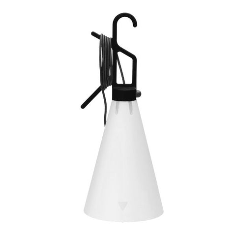 FLOS May Day Black Table Lamp - London Lighting - 1