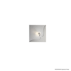 Grossmann Flow 52-811-072 Wall Light In Aluminium - ID 9616