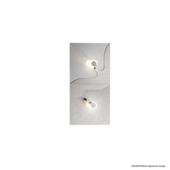 Grossmann Flow 72-811-072 Wall / Ceiling Light In Aluminium - ID 9617