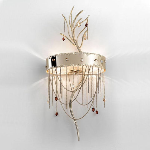 Heritage Murano Glass Wall Light
