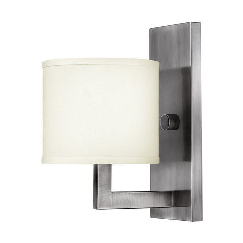 Hinkley Hampton 1 Light Wall Light - London Lighting - 1