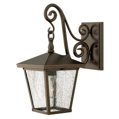 Hinkley Trellis Small Wall Lantern - London Lighting - 1