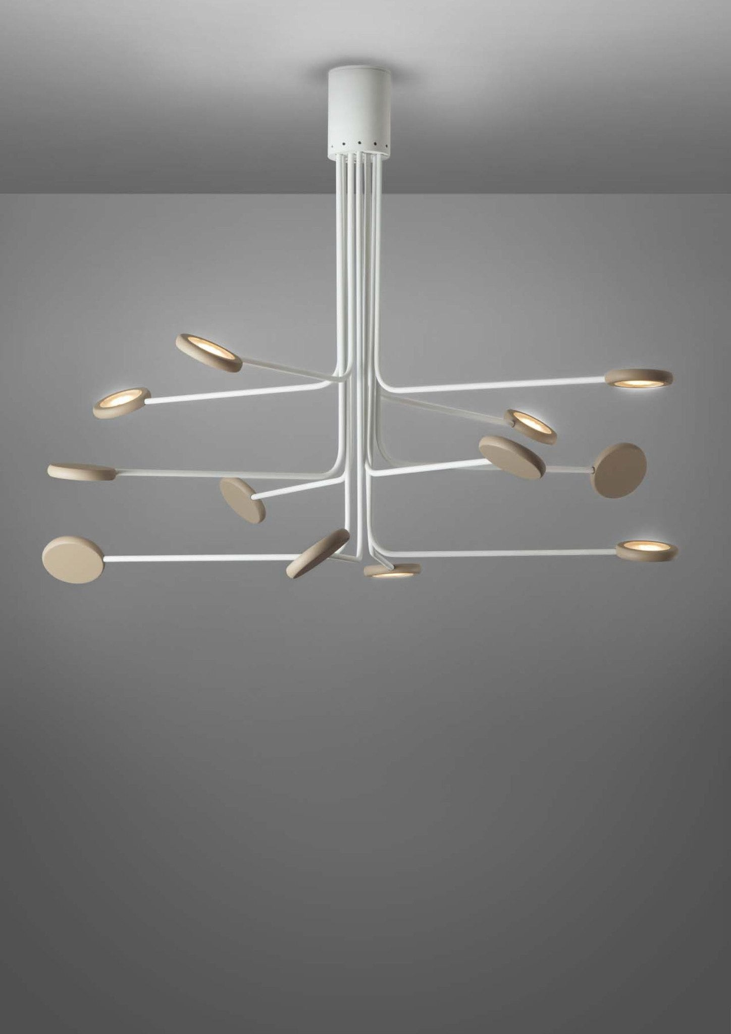 Icone arbor 12 arm suspended ceiling light london lighting icone arbor 12 arm suspended ceiling light london lighting 5 aloadofball Image collections
