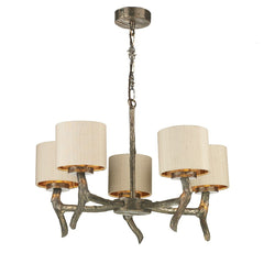 Joshua Five Lamp Ceiling Light