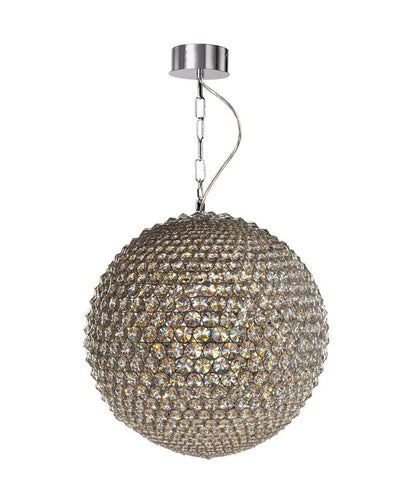 Milano Large Crystal Pendant - London Lighting