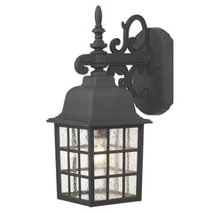 Norfolk Black Wall Bracket Downlight - London Lighting - 1