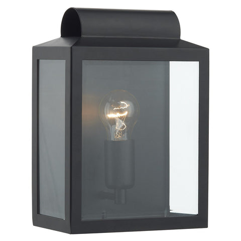 Notary Rectangle Wall Bracket - London Lighting - 1