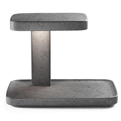 FLOS Piani Big Stone Table Lamp - London Lighting - 1