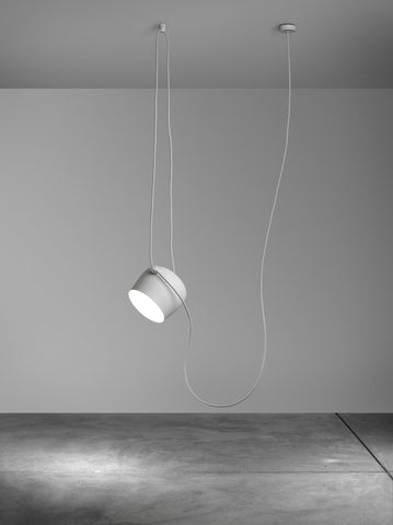 FLOS Aim Small White Pendant