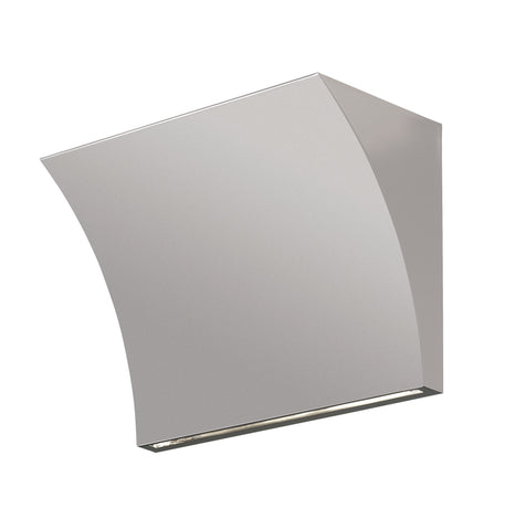 FLOS Pochette Up/Down Grey Liquid Wall Light