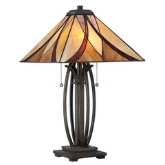 Quoizel Asheville Table Lamp - London Lighting - 1