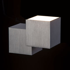 Grossmann Rocks One Lamp Wall Light - Colour Options
