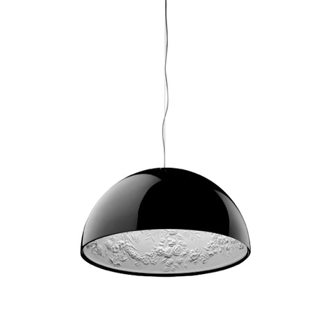 FLOS Skygarden 1 Glossy Black - London Lighting - 1