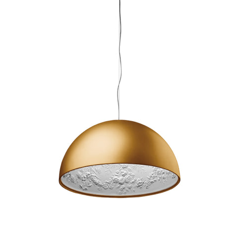 FLOS Skygarden 1 Matt Gold - London Lighting - 1