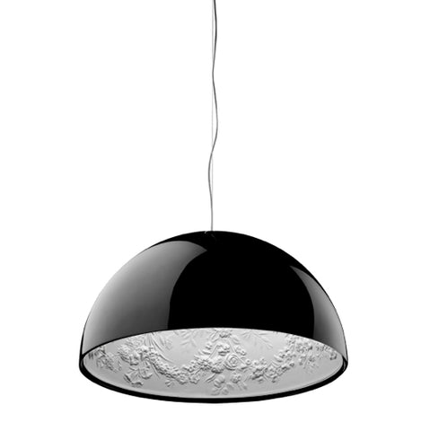 FLOS Skygarden 2 Glossy Black - London Lighting - 1