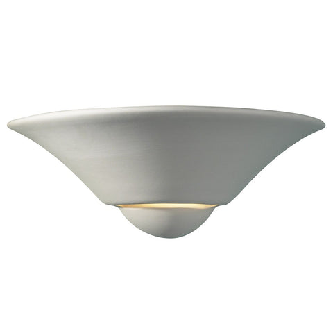 Swift White 1 Light Wall Light - London Lighting - 1