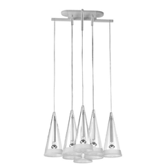 FLOS Fucsia 8 Suspension - London Lighting - 1