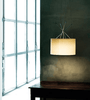 FLOS Ray S Grey Glass Suspension - London Lighting - 2
