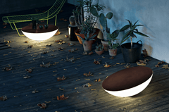 FOSCARINI SOLAR OUTDOOR BROWN - London Lighting - 4