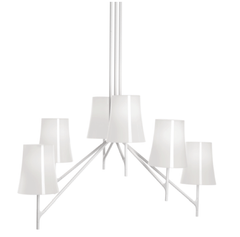 Foscarini Birdie 6 Ceiling Light - London Lighting - 1
