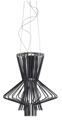 Foscarini Allegretto Ritmico Suspension Black - London Lighting - 1