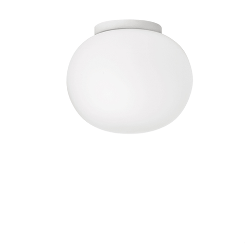 FLOS Glo Ball C/W Zero Ceiling or Wall Light - London Lighting - 1