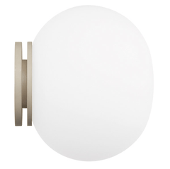 FLOS Mini Glo-Ball C/W Mirror Mount - London Lighting - 1